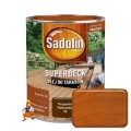 SADOLIN SUPERDECK OLEJ DO TARASÓW KOLOR MAHOŃ 2,5L
