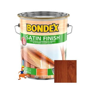 satin finish lakierobejca zewn trzna sekwoja 2 5 l bondex askot materia y budowlane. Black Bedroom Furniture Sets. Home Design Ideas